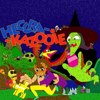 Heccra - Heccra-Kazooie